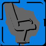 Залы с установленными креслами
